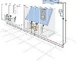 ремонт холодильников вестфрост: схема установки кондиционера.